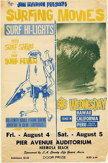 Surf Art Vintage Posters