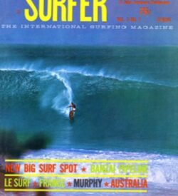 Surfer Pipeline Cover